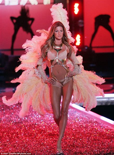 Gisele Bundchen Turns In Wings by Gisele Bundchen Snares The Attention Away From The