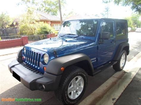Jeep Wrangler Sport Used For Sale 2010 Jeep Wrangler Sport Used Car For Sale In Johannesburg