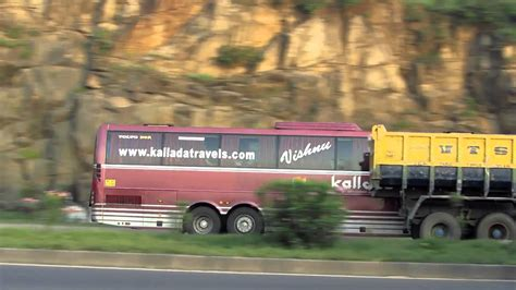 kallada multi axle volvo bus youtube