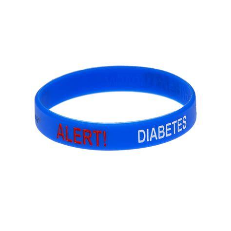 diabetic alert diabetes wristband diabetes wristband alert diabetes