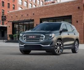 Chevrolet Terrain 2018 Gmc Terrain Redesign Specs Price