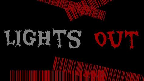 lights out full movie lights out full horror movie youtube