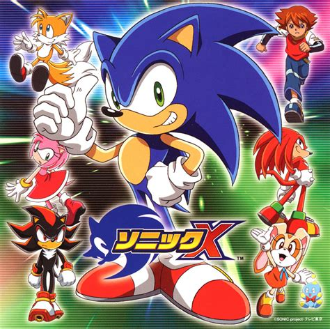 Sonic X sonic x sonic x photo 20821491 fanpop