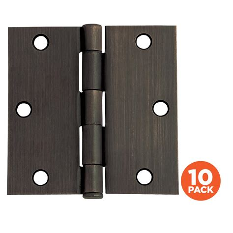 everbilt 3 1 2 in oil rubbed bronze decorative square everbilt 3 1 2 in x 5 8 in radius oil rubbed bronze door
