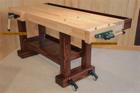 wood workers bench workbenches wooden garage workbenches made in u s a