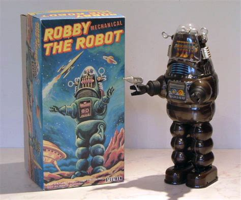 billiken for sale robby robot by billiken o collecting robots