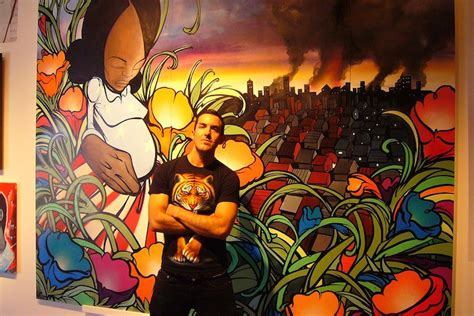 samuel flores sam flores graffitti meets fine art love at first sight