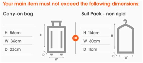 Qantas Cabin Baggage Dimensions by Carry On Baggage Jetstar