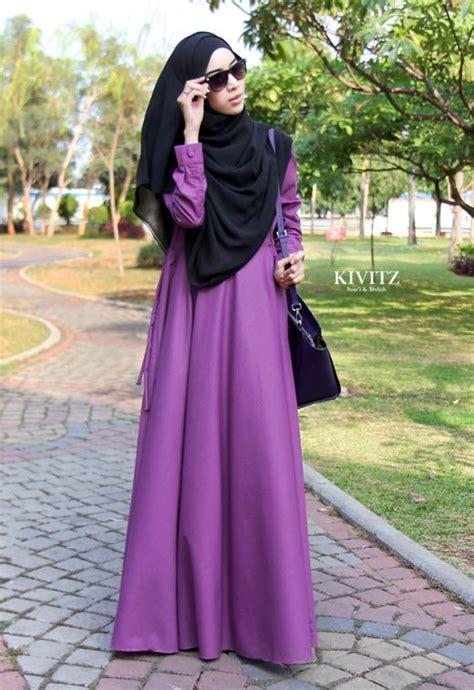 Pakaian Syar I 10 trend model baju muslim syar i modis terbaru