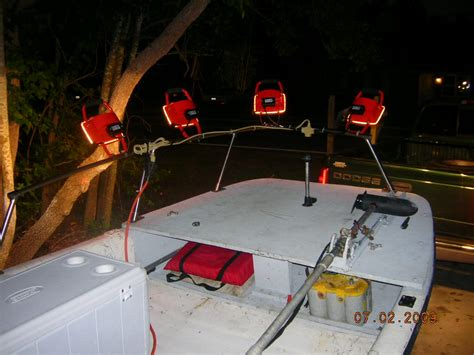 flounder gigging lights for boat flounder gigging lights the hull boating and