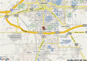 lakeland florida maps map of inn lakeland south lakeland