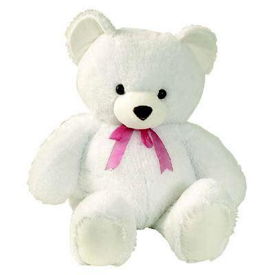 Boneka White Teddy sms sms romentic sms friendship sms