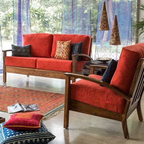 fabindia sofa designs best 25 red sofa ideas on pinterest red couch living