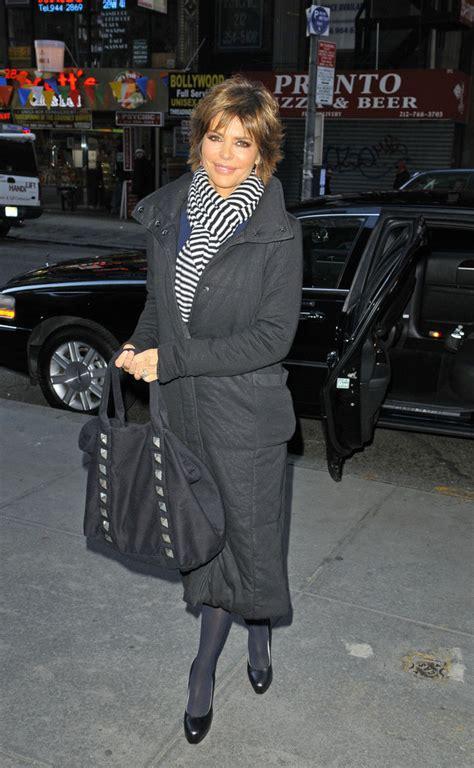 lisa rinna stylist lisa rinna down jacket lisa rinna looks stylebistro