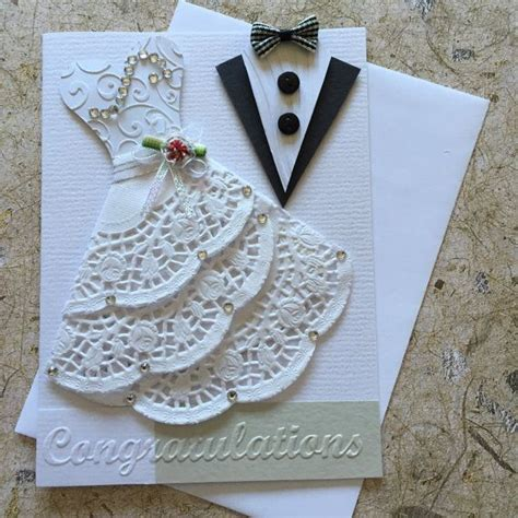Handmade Wedding Gifts For - 25 best ideas about cards on card