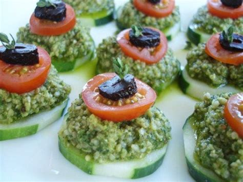 simple vegetarian canapes 17 best images about food appetizers on