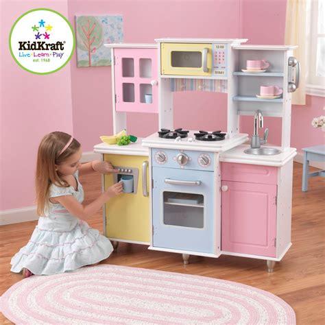 Promo Play Go My Kitchen Set Kraft Master Cook S Kitchen Only 24 Hurry