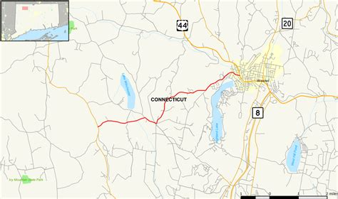 file connecticut route 263 map svg wikimedia commons