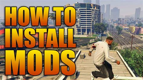 mod gta 5 endeavour how to install mods for gtav on pc grand theft auto 5 mod