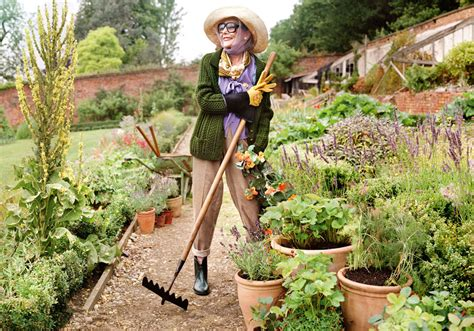 Doing The Garden In Style by Gifts For Grown Up Gardeners The Womens Room