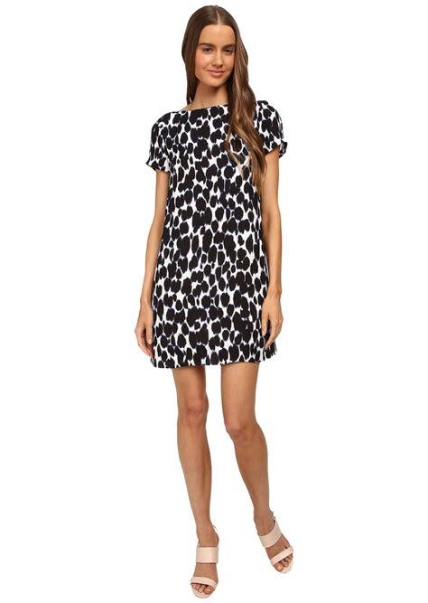 leopard print swing dress kate spade kate spade new york leopard print swing dress