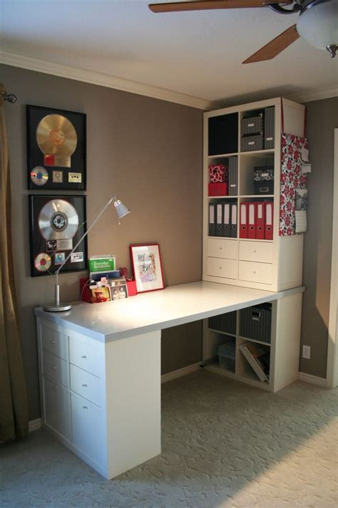 Ikea Office Desk Hack 25 Best Ideas About Ikea Office Hack On Pinterest Ikea Office Ikea Desk Top And Ikea Craft Room