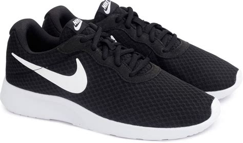Nike Tanjun nike tanjun running shoes for buy black white color nike tanjun running shoes for