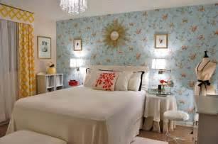 Light Blue Wallpaper Bedroom Light Blue Bedroom Ideas With Wallpaper Home Improvement