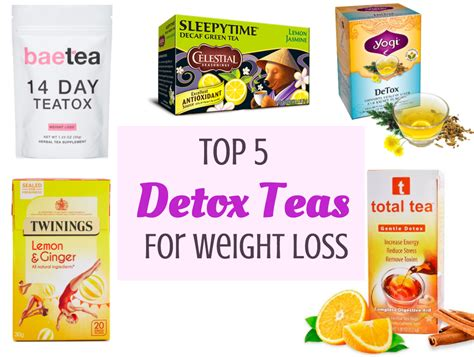 Top 5 Detox Foods by Top 5 Detox Teas For Weight Loss The Clean Eater