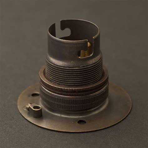 batten light fitting wiring bronze batten holder bayonet b22 fitting