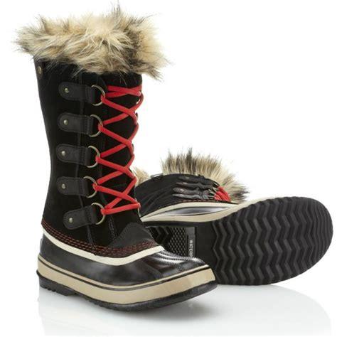 sorel joan of arctic s snow boots brrrrr