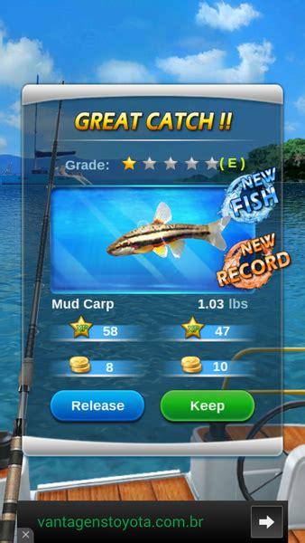 download mod game fishing mania 3d fishing mania 3d jogos download techtudo