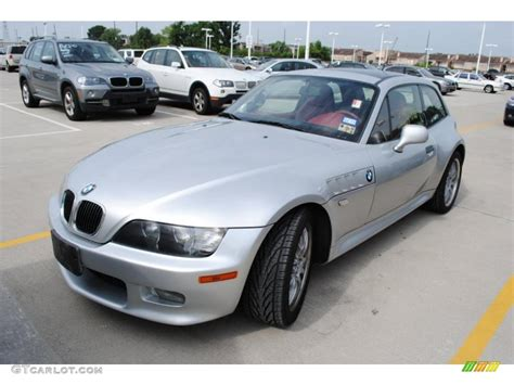 2002 titanium silver metallic bmw z3 3 0i coupe 31426367 gtcarlot car color galleries