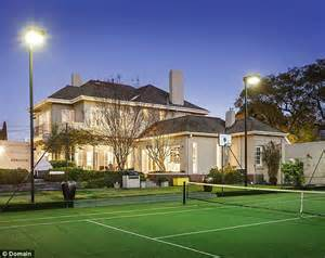 Great Room Fan - paul mcnamee puts mansion on the market complete with pristine tennis courts daily mail online