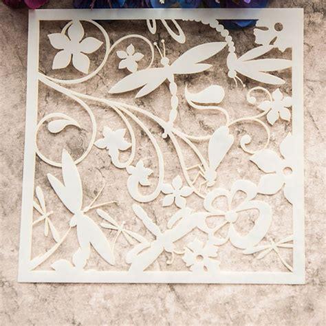 Paper Crafting Dies - flowerz cutting dies diy album paper card diary craft
