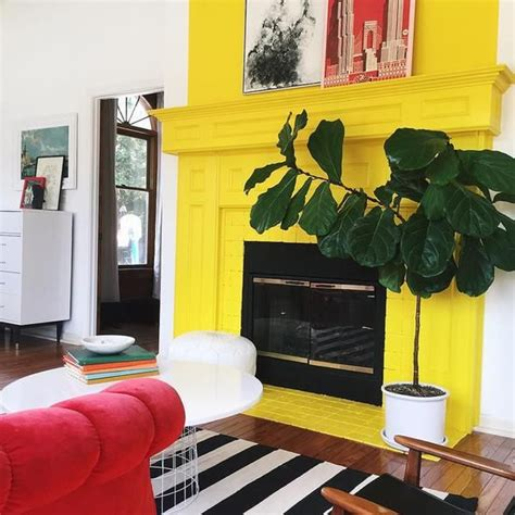 colorful fireplace colorful fireplaces for the home updating remodeling