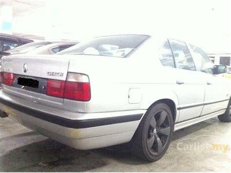 bmw 520i 1990 model bmw 520i 1990 2 0 manual sedan silver for rm 12 500
