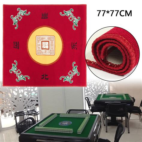 buy wholesale mahjong table mats from china mahjong