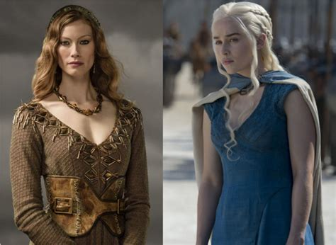 ragnar lodbrok wives vikings vs game of thrones a character comparison guide