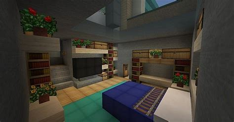 minecraft master bedroom sw charm minecraft project