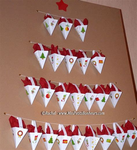 Len Papier by Easy Advent Calendar Free Printable Paper Craft Tutorial