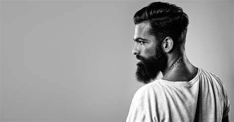 Young Man With Beard Wallpaper | model 5k retina ultra hd wallpaper and background