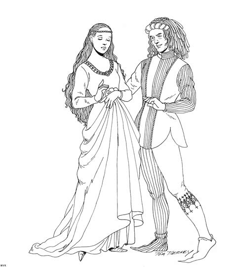 renaissance dress coloring page icolor quot the renaissance period quot 1236 215 1411 icolor