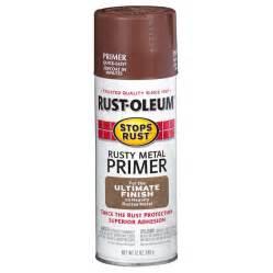 shop rust oleum 12 oz rusty metal flat spray paint at