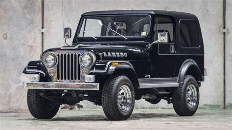 jeep cj laredo 1981 jeep cj 7 laredo s65 houston 2017
