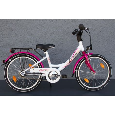 zoll biria maedchen kinder fahrrad city bike shimano