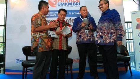 Gelar Mba Di Indonesia by Bri Gelar Parade Umkm Di Sejumlah Kota Di Indonesia