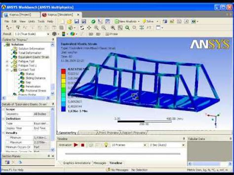 ansys work bench ansys workbench youtube