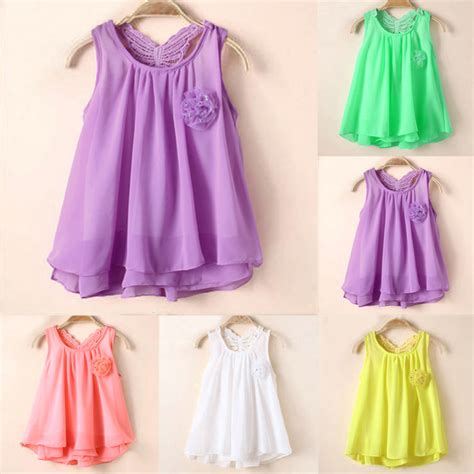 Dress Baby 6 12 Bulan Butterfly kid baby chiffon dress summer butterfly vest tutu