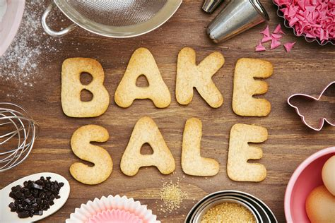 how to have a successful bake sale fundraiser catie cares bake sale